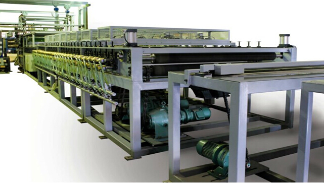 PP bubble sheet machine, plastic machinery