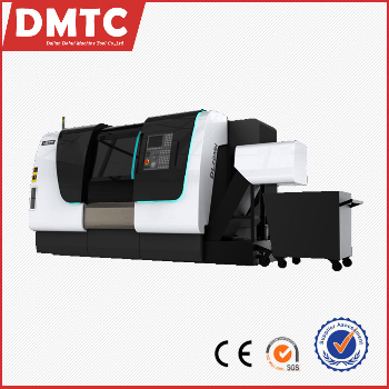 DL20MH used cnc small horizontal turning center with price