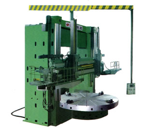 Double column conventional vertical turning lathe machine tool price CK5263