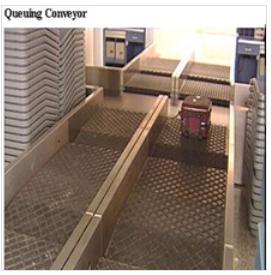 Baggage Handling Carousel