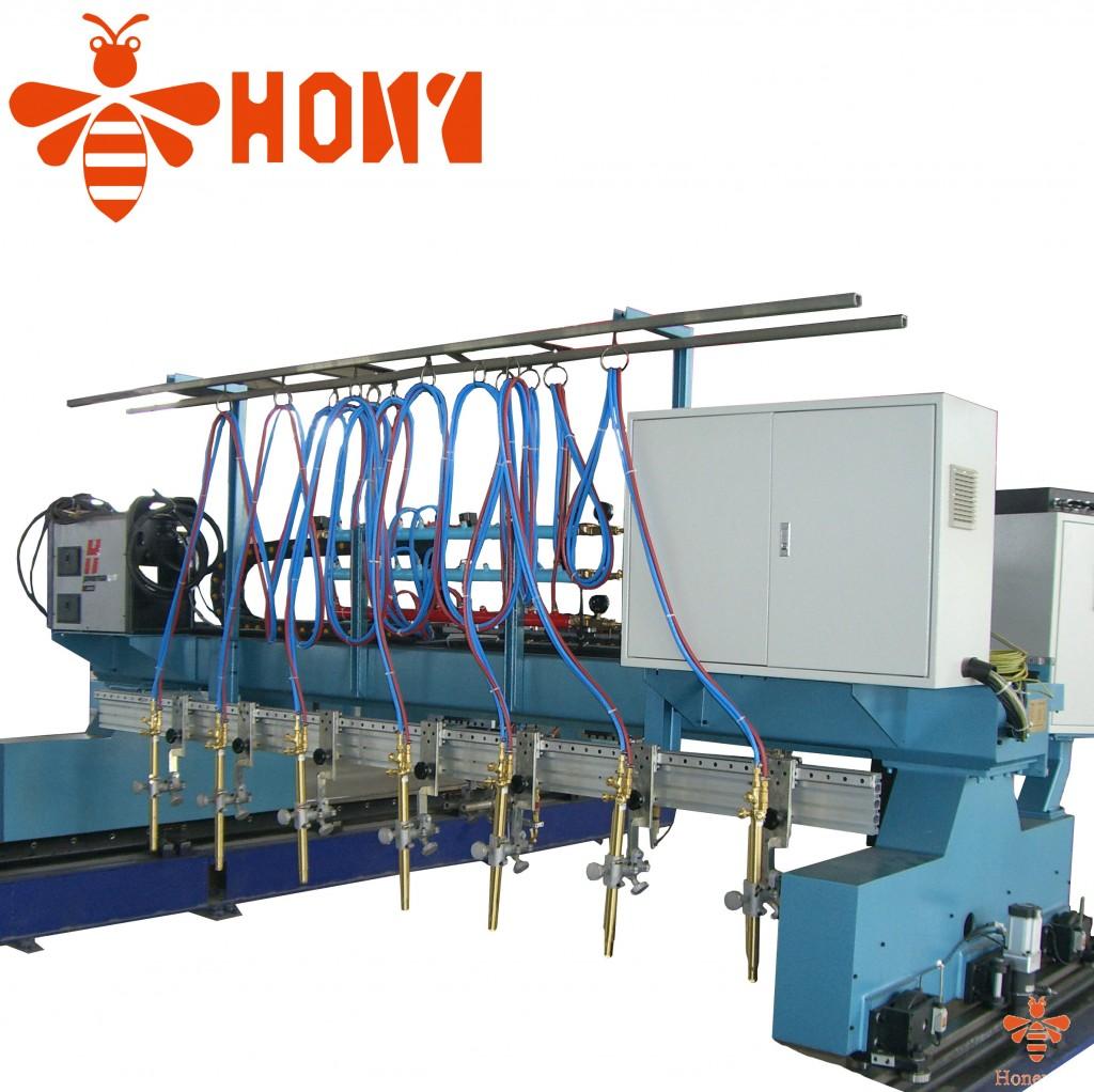 Многоголовочная резательная машина для резки плит