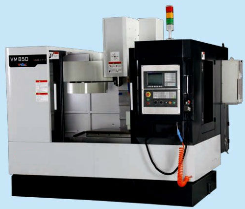 VM850 CNC Milling Machine China Manufacturer