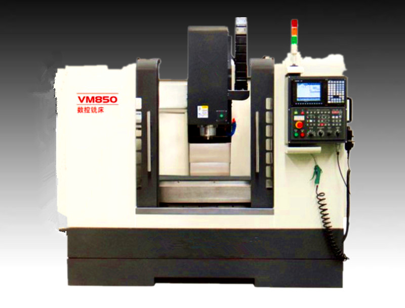 HOT Sales !!! Popular in Russia Market VM850 FANUC CNC Milling Machines