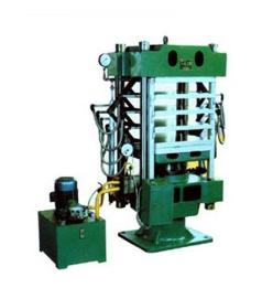 XLB-D 550X550X4 Rubber Tile Press