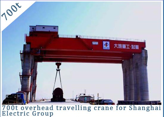 Hot Selling Overhead Crane