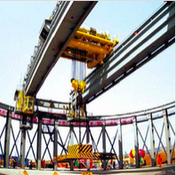 217/10+190+5t Ring Crane for Lingao Nuclear Power Station