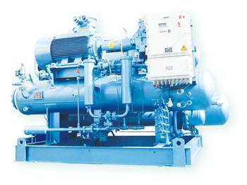Агрегат винтовой машины серии VLGA/F
