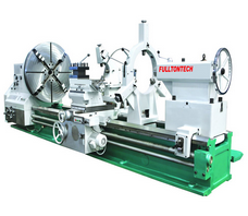 China FULLTONTECH Heavy Duty Vertical&Horizontal CNC Lathe for Sale