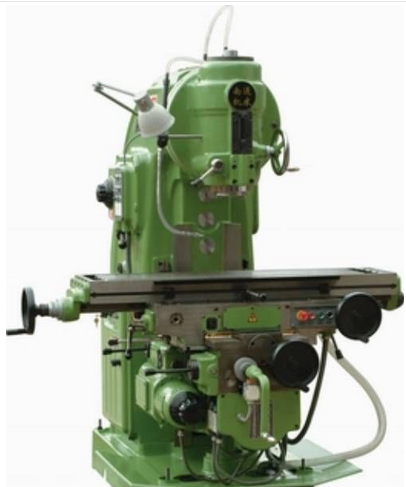 double head milling machine vertical drilling and milling machine Horizontal knee-type milling machine