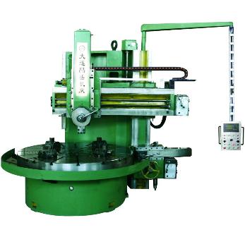 CK5116D Siemens or Fanuc Control CNC Vertical Lathe Machine Images