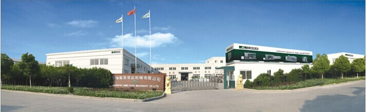 Shangai JIMEI food machinery co.,ltd