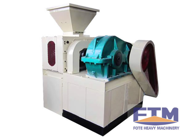 Gypsum Powder Briquette Making Machine for Sale