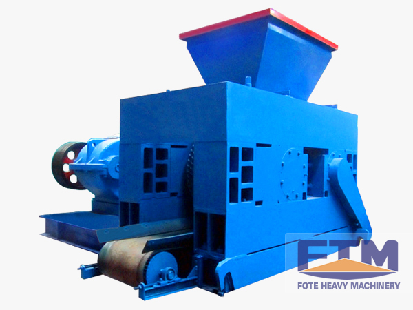 Highly Appreciated Dry Powder Briquette Press Machine for Sale