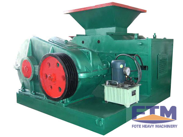 Hot Selling Lime Powder Briquette Machine
