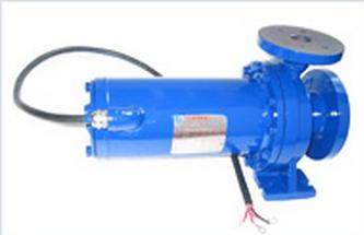 Pump for locomotive cooling system