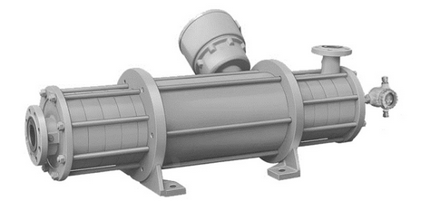 Canned Motor Pump Type CAM-Tandem