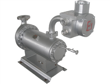 【Canned motor pump】 PBCG Super High Temperature Canned Motor Pump without Water Cooling