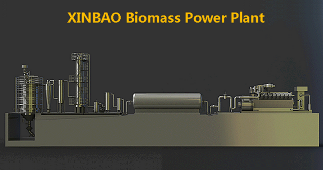 Clean Energy--Biomass Power Plant