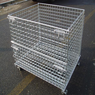 Hot Sale--Wire Mesh Container