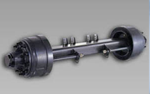 2014 China supplier new products PCD335 10ton Drop trailer axle for sale