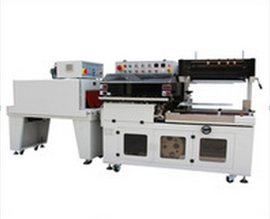 Automatic L-type sealer and shrink packaging
