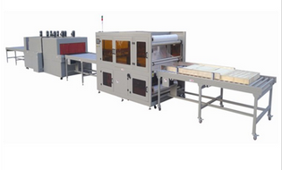 Middle East Market Door And Wood Shrinking Machine