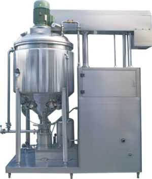 Factory price cream,makeup,cosmetic,lotion liquid and toothpaste making machine