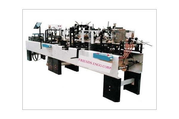 3 ply Automatic Corrugated Board making Machine