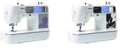 NV980D embroidery machine