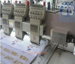 915 embroidery machine
