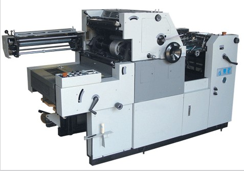 Offset Printers47IINP single-color Offset Press with NP system