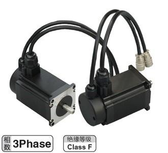 12V-310V brushless DC electric motor for Industry/Φ42, 57, 60, 80, 90,110mm