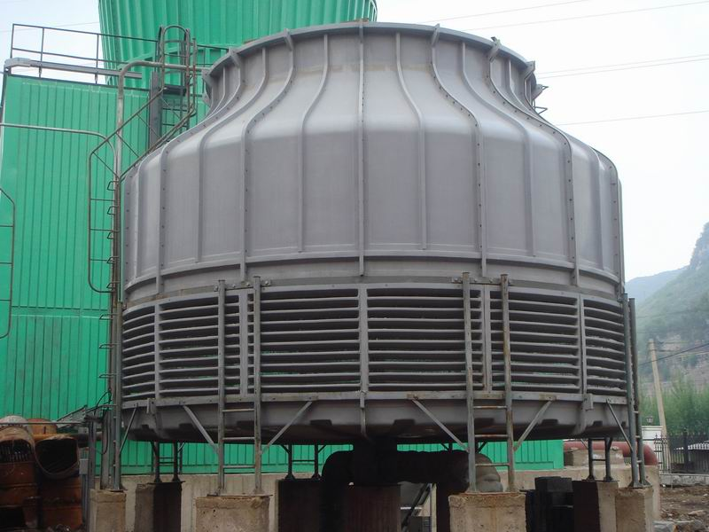 CMCN frp / grp fan stacks for cooling towers