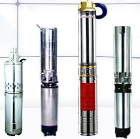 screw submersible water pump