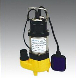 WQD series deep well submersible pump