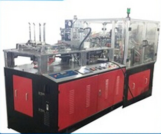 80A ripple double wall paper cup machine