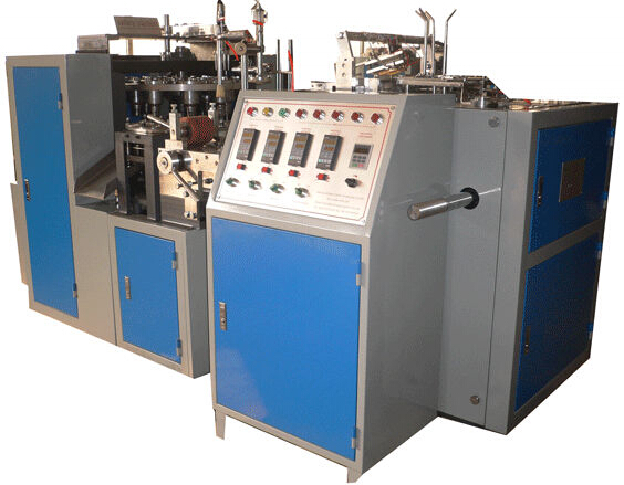 High speed Automatic paper manufacturing machine