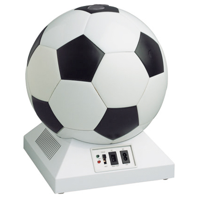 8L Cans Football Shape Design Mini Fridge Mini Cooler Warmer