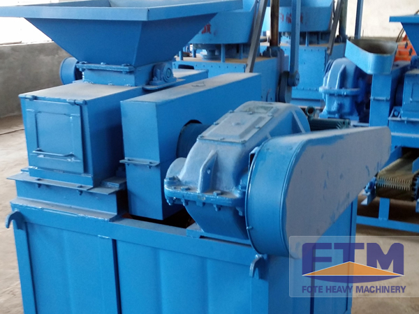 Characteristics of High Pressure Dry powder Briquetting Machine
