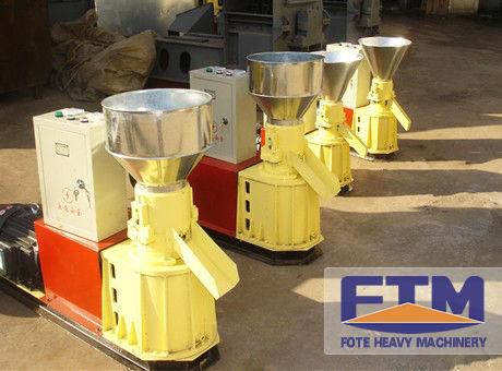 Professional High Quality Small Scale Pellet Mill for Sale