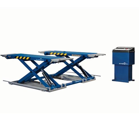 DLJJ-1000A超薄剪式举升机