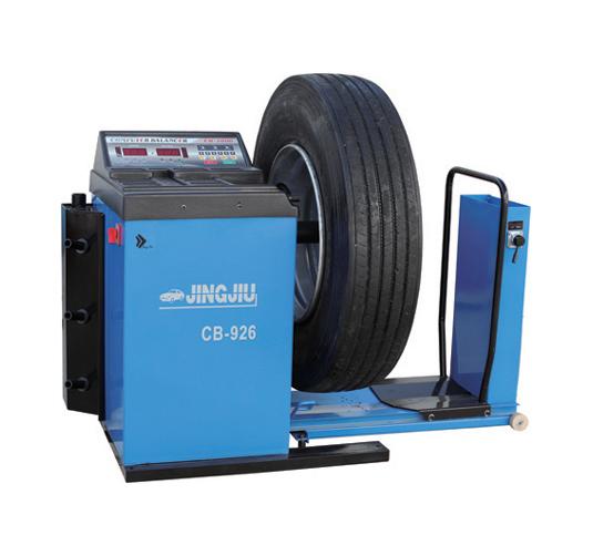 CB-926大小兼容型轮胎平衡机