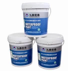 SPU водный полиуретан водонепроницаемое покрытие
