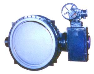 Металлический герметический клапан-бабочка