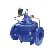 Управляющий клапан водной энергии