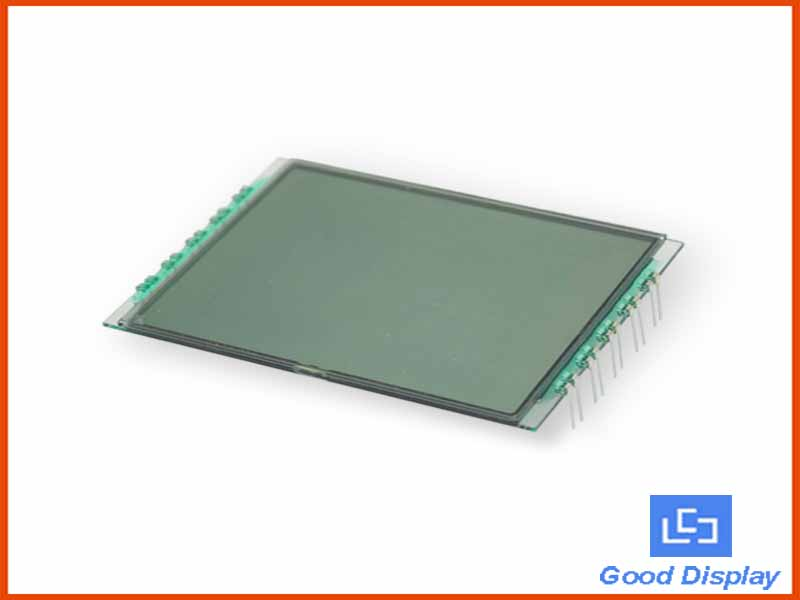 1位8字 LCD液晶屏 EDC006