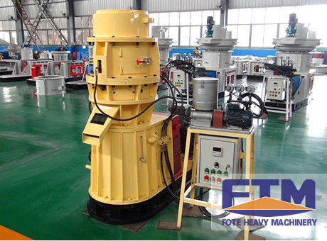 New Technology Biomass Briquette Machine for Sale