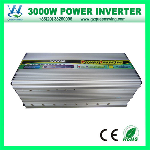 Solar Inverter Fully 3000W DC/AC Modified Power Inverter (QW-3000MBD)