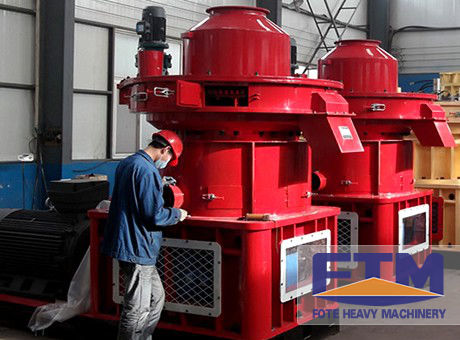 High Efficiency Wood Pellet Mill for Stove Fuel Supplier