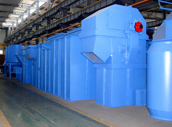Advanced Conveyor Equipment Used in Pellet Plant